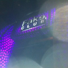 Photo taken at Fake Club by Oat K. on 8/1/2012