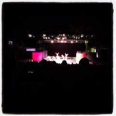 Photo taken at Beverly S. Sheffield Zilker Hillside Theater by Dan D. on 6/3/2012