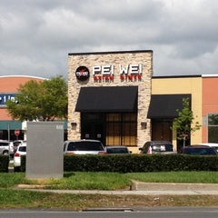 Photo taken at Pei Wei by Pulse of C. on 3/10/2012