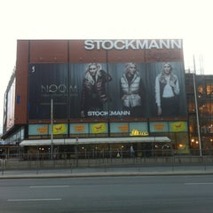 Photo taken at STOCKMANN by Baradach on 8/27/2012