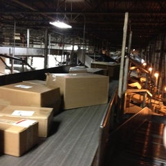 Photo taken at UPS Nassau Hub by stephen s. on 2/17/2012