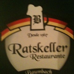 Photo taken at Baumbach Ratskeller by Laís S. on 3/16/2012
