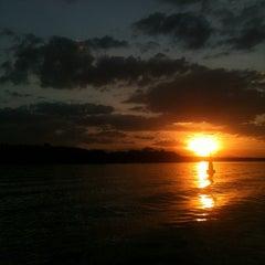 Photo taken at Lago Paranoá by Ney B. on 7/20/2012