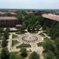 Photo taken at Beering Hall of Liberal Arts and Education (BRNG) by James B. on 6/13/2012