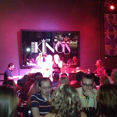 Photo taken at Kings Live Music by Andrew L. on 8/18/2012