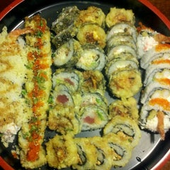Photo taken at SuBi Japanese Restaurant by Robin S. on 3/2/2012