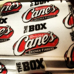 Photo taken at Raising Cane's Chicken Fingers by Daisy G. on 8/1/2012