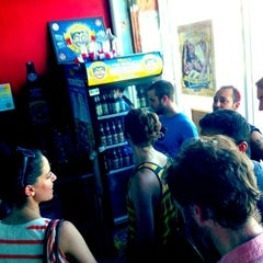 Photo taken at Coney Island Brewing Company by Erica S. on 7/27/2012