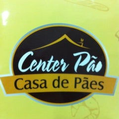 Photo taken at Center Pães by Alexandre N. on 6/1/2012