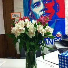 Photo taken at Obama for America - Kansas by Audé N. on 9/2/2012