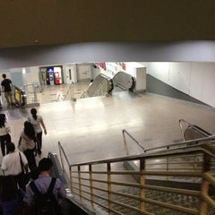 Photo taken at RapidKL KLCC (KJ10) LRT Station by Ismail A. on 6/6/2012