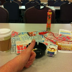 Photo taken at Muckleshoot Bingo by Christine S. on 5/7/2012