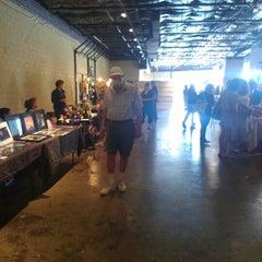 Photo taken at Dallas Handmade Arts Market by Brandon C. on 9/1/2012