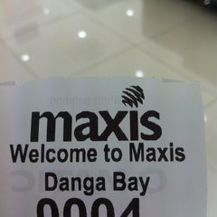 Photo taken at Maxis Centre by Muhamad H. on 4/7/2012