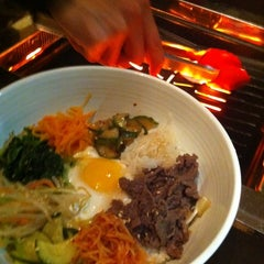 Photo taken at Korean Grill by James on 2/28/2012