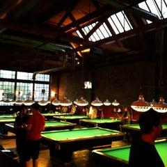 Photo taken at Garage Billiards by E P. on 8/12/2012