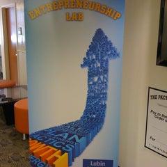 Photo taken at Entrepreneurship Lab by Nikhil K. on 8/31/2012