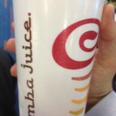 Photo taken at Jamba Juice by Michael R. on 5/23/2012