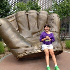 Photo taken at Target Field Golden Glove by Brian W. on 7/28/2012