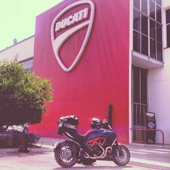 Photo taken at Ducati Motor Factory & Museum by Anton M. on 6/25/2012