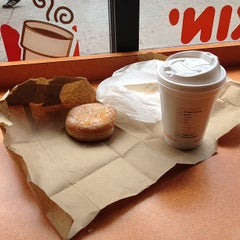 Photo taken at Dunkin' Donuts by Andy C. on 8/18/2012