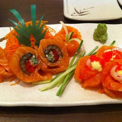 Photo taken at New Generation Sushi by Muay T. on 2/25/2012
