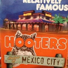 Photo taken at Hooters by Yanire M. on 7/29/2012