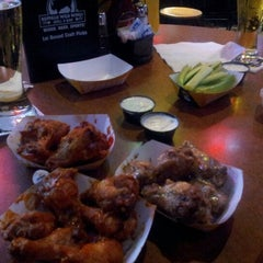 Photo taken at Buffalo Wild Wings by Sarge a.k.a C. on 8/20/2012