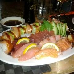 Photo taken at Aja Restaurant & Bar by Patrick H. on 3/19/2012
