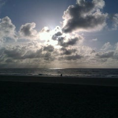 Photo taken at Atlantic ocean Tybee Island by Tiffani B. on 8/7/2012
