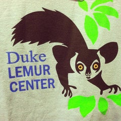 Photo taken at Duke Lemur Center by Chandler K. on 8/5/2012