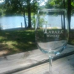 Photo taken at Tarara Winery by Jill S. on 6/23/2012