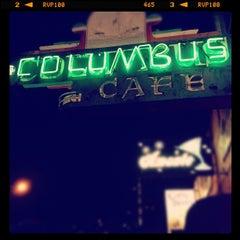 Photo taken at Columbus Cafe by Ammanda L. on 2/19/2012