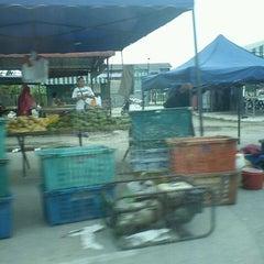 Photo taken at Pasar Malam Sg Buloh by F@U2!™®© on 2/19/2012