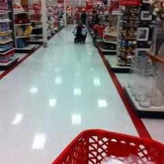 Photo taken at Target by Jon M. on 3/31/2012