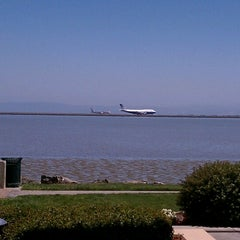 Photo taken at San Francisco Airport Marriott Waterfront by Chris B. on 7/23/2012