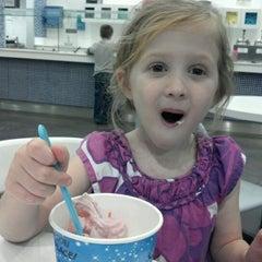 Photo taken at Spoons Yogurt by Chris H. on 2/29/2012