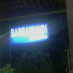 Photo taken at Kolam Pancing Baramundi by Berre d. on 9/7/2012
