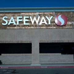 Photo taken at Safeway by Smog Check In R. on 7/1/2012