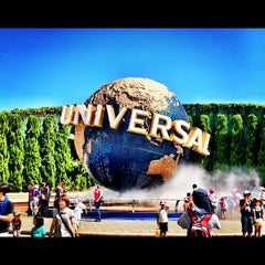 Photo taken at ユニバーサル・スタジオ・ジャパン (Universal Studios Japan / USJ) by Fauzan A. on 8/21/2012