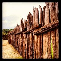 Photo taken at Historic Jamestowne by Meg L. on 8/13/2012