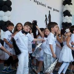 Photo taken at Colegio Alfa CEM Bilingue by Newton G. on 8/11/2012
