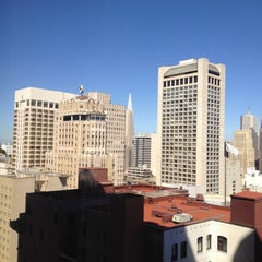 Photo taken at The Westin St. Francis San Francisco on Union Square by Adam F. on 8/29/2012