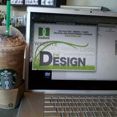 Photo taken at Starbucks by Emmanuel D S. on 6/20/2012