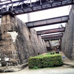 Das Foto wurde bei Landschaftspark Duisburg-Nord von Rouven K. am 9/1/2012 aufgenommen