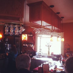 Photo taken at Stone House Cafe by Katie K. on 2/11/2012