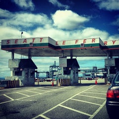 Photo taken at Seattle Ferry Terminal by Mrinabh D. on 4/14/2012