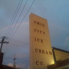 Photo taken at Ohio City Ice Cream by Ray F. on 6/5/2012