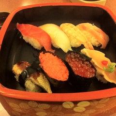 Photo taken at Masa's Sushi by Ilya K. on 7/6/2012