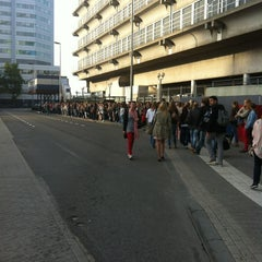 Photo taken at Bushalte Bleekstraat by Harry S. on 9/3/2012
